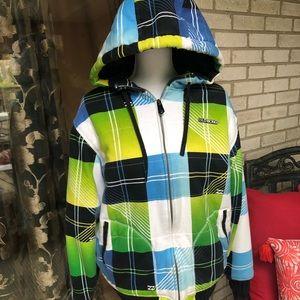 Men's hoodie jacket from Bill ABong